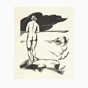 Robert Gibbings, The Sun Bather, 1933