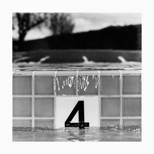 4FT, Las Vegas, Black and White Square American Photograph, 2001-2021