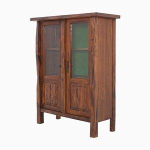 Wabi Sabi Chalet Style Vitrine Cabinet