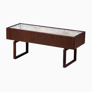 Mid-Century Rosewood Planter from Salin Møbler, 1960s