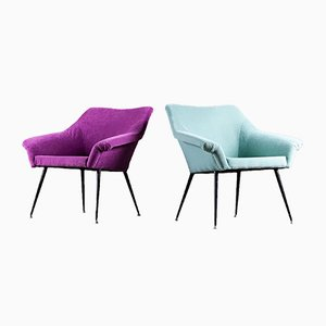 GDR Lounge Chairs, Set of 2