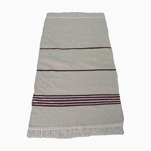 Vintage Kilim Berber Wool Carpet
