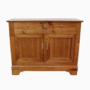 Small Late 19th Century Buffet in Cherry Wood