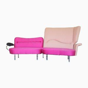Moncaliera Modell Sofa von Toni Cordero für Driade