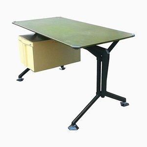 Arco Architekten Schreibtisch von Olivetti Synthesis für BBPR, 1970er