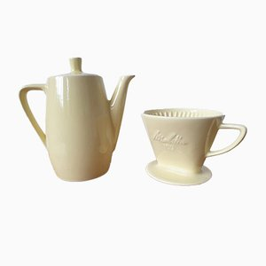 Coffee Maker and Filter from Melitta, Set of 3