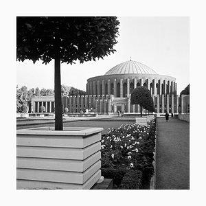 Duesseldorf Planetarium and Shipping Museum, Germany 1937