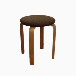 Tabouret par Alvar Aalto pour Artek