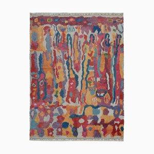 Marokkanischer Bunter Teppich
