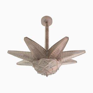 Chandelier by René Lalique