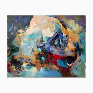 Chinese Contemporary Art, Luo Yi, Landscape No.4, 2020