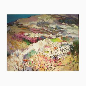 Chinese Contemporary Art, Luo Yi, Landscape No.3, 2021