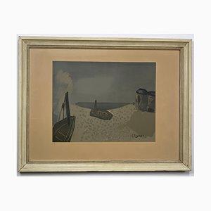 Georges Braque, marinaio, 1952