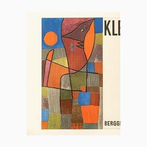 Druck von Paul Klee von Mourlot