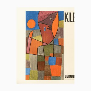 Print by Paul Klee from Mourlot