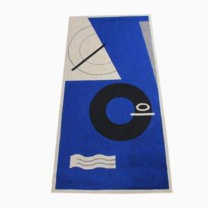 Wide Mediterranean Carpet by Eileen Gray