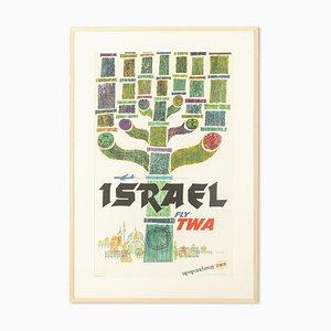 Israel Fly Two de David Klein, años 60
