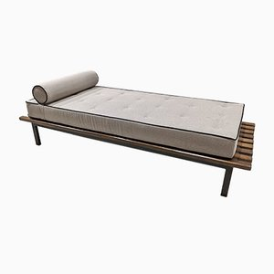 Bench with Mattress and Cushion by Charlotte Perriand for Steph Simon