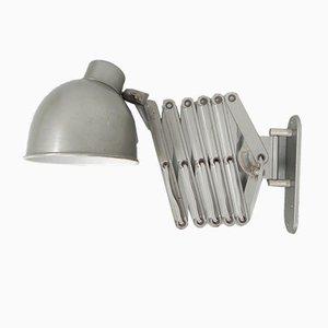 Industrial Hinge Scissor Lamp