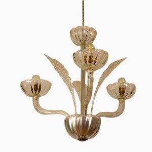Murano Chandelier from Ercole Barovier & Toso