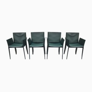 Feather Chairs from Cattelan Italia, Set of 4