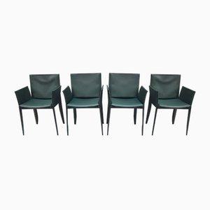 Feather Stühle von Cattelan Italia, 4er Set
