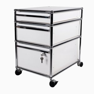 Chest of Drawers on Rollers from USM Haller