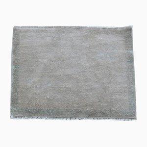 Kleiner quadratischer türkischer Teppich