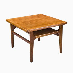 Teak Coffee Table by Niels Bach for A / S Möbler, 1960s