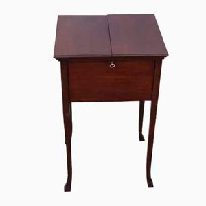 Mahogany Sewing Cabinet, 1900s