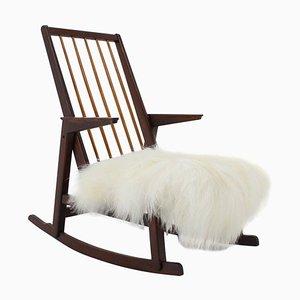 Rocking Chair from ULUV, Czechoslovakia, 1960s