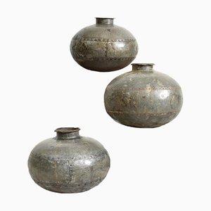 Antique Indian Water Carrier Vase