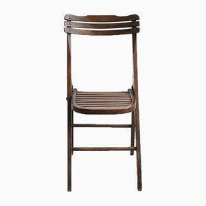 Bentwood Folding Chair by Mazowia Noworadomsk