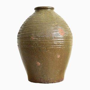 Small Antique Terracotta Vase