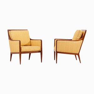 Lounge or Arm Chairs by Paul McCobb for Calvin, 1950s, USA, Set of 2