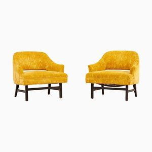 Lounge Chairs by Harvey Probber, USA, 1960s, Set of 2