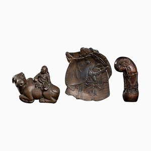 Ancient Objects, 19th Century, Set of 3