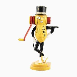 Mr Peanut, Beurre de Cacahuète Vintage, Etats-Unis, Milieu du 20ème Siècle