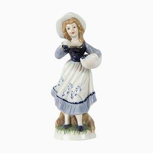 Porcelain Lady, Mid-20th Century