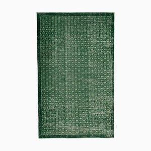 Grüner böhmischer Teppich