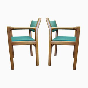 Vintage Desk Chair with Armrests from Thonet, 1960s