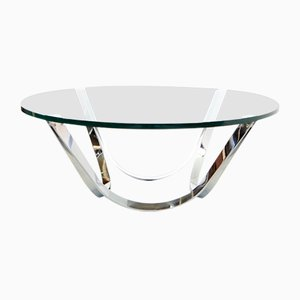 Coffee Table by Werner Linder for Bacher