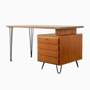 Schreibtisch von Oldenburg Möbelwerkstätten 1950er
