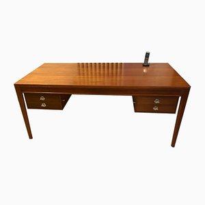 Danish Teak Diplomat Desk by Finn Juhl for France & Søn, 1963