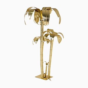 Palm Tree Floor Lamp, 20th-Century