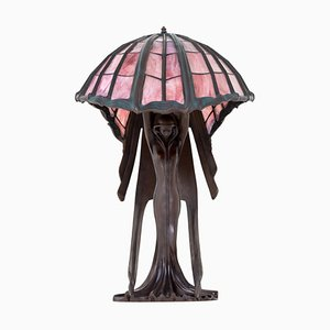 Flying Lady Lamp from Peter Behrens