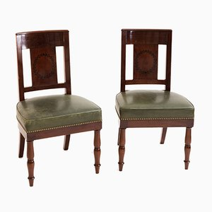 Chairs, Paris, 1810s, Set of 2