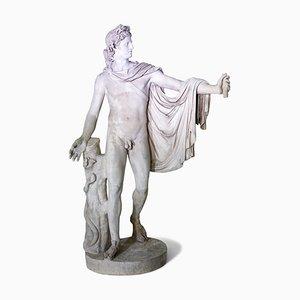 Sculpture de l'Académie d'Apollon Belvedere