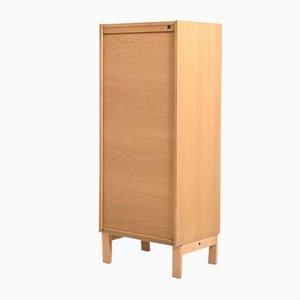 Oak Library with Concealed Door from Nordiska Kompaniet