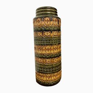 Vintage Floor Vase from Scheurich, West Germany
